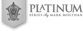platinum series homes logo