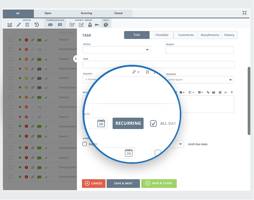 buildtools tasks screenshot